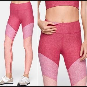 NWT Outdoor Voices Pink Leggings (Small)